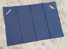 BREITLING TABLECLOTH table COVER used RARE item tablecover CLOTH