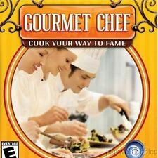 GOURMET CHEF COOK YOUR WAY TO FAME Nintendo DS/Lite/DSi Game
