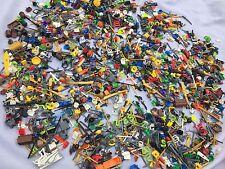 LEGO - USED MINT Accessories, Plants Tools Etc Random Mix Of 25 PIECES Per Order