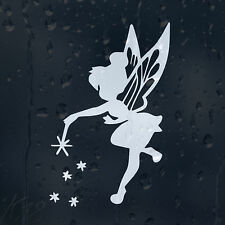 Fairy Dust Cartoon Car Decal Vinyl Sticker For Bumper Or Window Or Panel