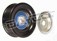DAYCO TENSIONER PULLEY for MAZDA 6 GH 2.5L 4CYL DOHC VVT L5 02/08-11/12