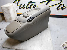 OEM 1995-1999 Chevy/GMC 1500/2500/Suburban Gray Complete Center Console Assembly