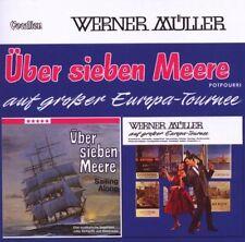 Werner Müller  AUF GROSSER EUROPA-TOURNEE & ÜBER SIEBEN MEERE - CDLK4382