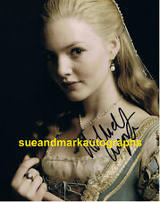 Holliday Grainger The Borgia's Great Expectations Autograph UACC