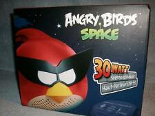 Space Angry Birds 2.1 Stereo Speaker 30 Watts iPhone iPod iPad MP3 GEAR4 New