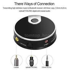 3.5mm AUX-IN Wireless Bluetooth Optical Fiber Audio Transmitter Coaxial TV A6R7