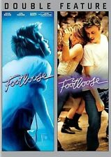 NEW KEVIN BACON FOOTLOOSE 2 DVD SET  1984 2011 DVD SET FREE FAST  1ST CLS S&H
