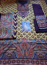 Lala Gul Ahmed Designer Pakistani Lawn Unstitched  Salwar Kameez 3 Suit Piece