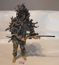 Hm armed forces snipersoldier action figure-like action man hmaf-lot WX310