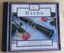 Haydn Classical Music CD Vienna Chamber Orchestra Wind Quintet Symphony London