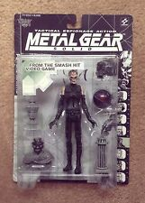 Metal Gear Solid Psycho Mantis Action Figure McFarlane Opened Complete With Box