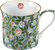 V&A William Morris CLOVER Fine Bone China MUG In Gift Box