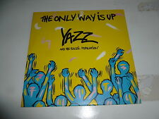 """YAZZ - The Only Way Is Up - Scarce 1988 UK 2-track 12"""" Vinyl Single"""