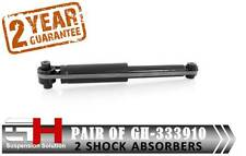 2 NEW REAR GAS SHOCK ABSORBERS FOR RENAULT FLUENCE MEGANE ///GH-333910///