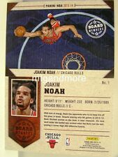 Panini NBA (adrenalyn xl) 2013/2014 - #001 Joakim Noah-Board members