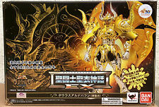 NEW BANDAI SAINT SEIYA MYTH SOUL OF GOLD GOD CLOTH EX TAURUS ALDEBARAN USA