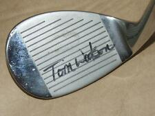 Ram Tour Grind Tom Watson Autographed 58 Degree Wedge Never Used in Diplay Case