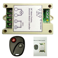9-30V Wireless Remote Controller Kits for DC Motor Linear Actuator Car Door Open