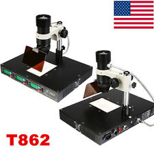 T862 BGA INFRARED Soldering REWORK STATION IRDA WELDER Machine BGA XBOX USA