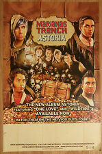Music Poster Promo Marianas Trench ~ Astoria