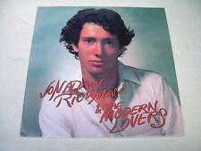 LP JONATHAN RICHMAN & THE MODERN LOVERS  VINYL