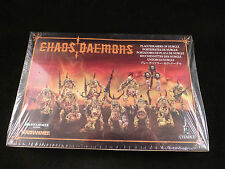 Chaos Daemons Plaguebearers of Nurgle Sealed Boxed Set