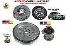 FOR SAAB 9-3 93 1.9 TiD 150BHP 2004-  DUAL MASS FLYWHEEL + CLUTCH KIT COMPLETE