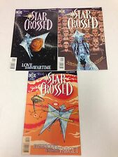 Star Crossed #1 #2 #3 Matt Howarth DC Helix Comics mini series