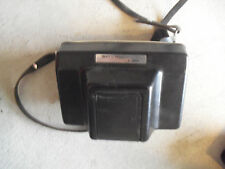 Vintage Leather Bell & Howell Canon 35mm Camera Case with Strap