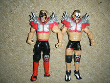 WWE THE LEGION OF DOOM ROAD WARRIOR CLASSIC SERIES JAKKS ACTION WRESTLING FIGURE