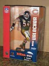 "McFarlane NFL ""New"" 12 inch Chicago Bears Brian Urlacher Figure Series 2"