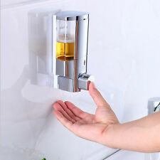 Soap ShowerGel Shampoo Bathroom Shower-gel Pump Dispenser Sanitizer Wall Mounted