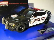 Carrera digital 132 30441 Dodge Charger SRT 8 EE. UU. Police 2006 nuevo