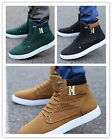 Men's Shoe Casual High Top Shoes Canvas Sneakers top quality Fashion Newest