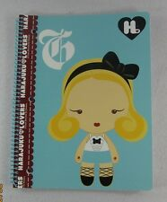 Harajuku Lovers Spiral Notebook Gwen Stefani Brand New