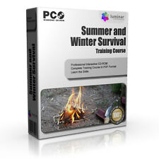 Summer and Winter Survival Navigation Kit Kits Training Learning Guide Course