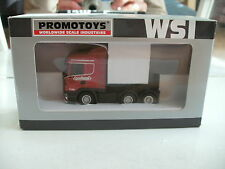 "WSI / Promotoys Scania ""Nooteboom"" on 1:87 in box"