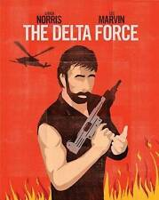 The Delta Force (Blu-ray Disc, 2012) Widescreen 1:78-1