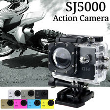 "SJ5000 Sports Action DV Camera Pro Camcorder 2"" HD 1080P Recorder Cam Waterproof"