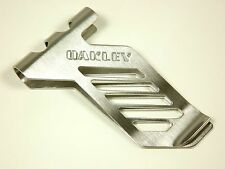 NEW! OAKLEY METALWORKS Money Clip Antique Silver 95137-22N