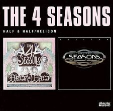 Half & Half/Helicon by The Four Seasons (CD, Jan-2007, Collectors' Choice Music)