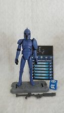 Star Wars Elite SENATE COMMANDO action figure The Clone Wars Target Ex. TCW