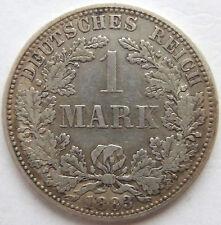 TOP! 1 Mark 1883 A in SEHR SCHÖN !!!
