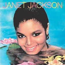Janet Jackson by Janet Jackson [self-titled 1982 album] (CD, 1991, A&M) LIKE NEW
