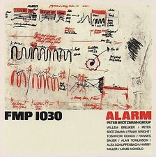 CD ONLY (ARTWORK MISSING) Peter Brotzmann: Alarm (1981)