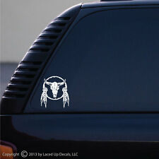 Native American Shield Vinyl Decal,Navajo,Cherokee,Sioux,indian feather,Sm