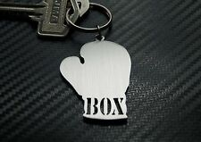 BOXING GLOVE Boxing Box Martial Art Combat Sport Punch Knockout Keyring Keychain