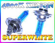 55W H7 4800K Super White Xenon Main Headlight Bulbs VW Passat B5 B6 00+