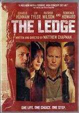 The Ledge (DVD, 2011) Charlie Hunnam, Terrence Howard, Liv Tyler, Patrick Wilson