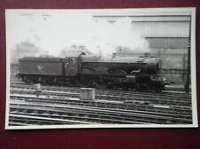 PHOTO GWR LOCO NO 5070 'SIR DANILE GOOCH'
